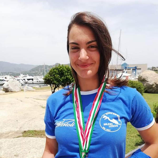 Campionati di Apnea Outdoor: Alice Nanetti conquista l'oro